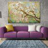 Mintura Plum Blossom Oil Painting Hanging Wall Art - COLORMIX