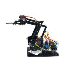 Acrylic Robot Claw Arm 4 Servos Kit
