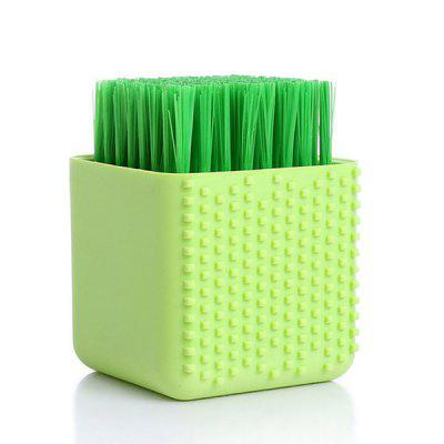 Multi-Fonction Silicone Brush Wash Cleaning Brushes Cooking Tool Cleaner