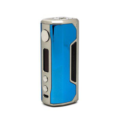 VZONE Cultura 100W Mod for E Cigarette tesla three starter kit 22 5mm box mod vapor cigarette hookah electronic cigarette e cig vaporizer with carrate 24 rta
