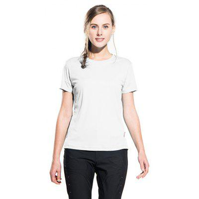 Ultralight Quick Dry Solid Color Air T-shirt