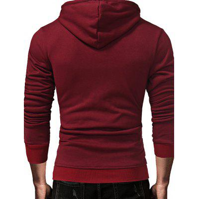 Fashionable Solid Color Hoodie for MenMens Hoodies &amp; Sweatshirts<br>Fashionable Solid Color Hoodie for Men<br><br>Clothes Type: Hoodie<br>Material: Cotton, Polyester<br>Occasion: Casual, Daily Use<br>Package Contents: 1 x Hoodie, 1 x Package<br>Package size: 30.00 x 20.00 x 2.00 cm / 11.81 x 7.87 x 0.79 inches<br>Package weight: 0.3500 kg<br>Pattern: Solid Color<br>Product weight: 0.3200 kg<br>Style: Casual<br>Thickness: Regular