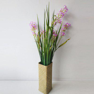 LmDec 17FZH86 Artificial Flowers Bouquet Home Wedding DecorHome Decors<br>LmDec 17FZH86 Artificial Flowers Bouquet Home Wedding Decor<br><br>Brand: LmDec<br>Display Space: Tabletop Flower<br>Floral Type: Others<br>Flower Materials: Plastic,Silk<br>Package Contents: 1 x Bouquet of Artificial Flowers<br>Package size (L x W x H): 86.00 x 10.00 x 10.00 cm / 33.86 x 3.94 x 3.94 inches<br>Package weight: 0.4000 kg<br>Product size (L x W x H): 84.00 x 6.00 x 7.00 cm / 33.07 x 2.36 x 2.76 inches<br>Product weight: 0.2200 kg<br>Style: Party, Stylish, Wedding<br>Vase: Not Included