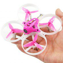 LDARC TINY 8X 85mm FPV Quadcopter RTF Pink coupons