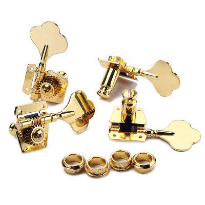 GC103 4R Machine Heads Knobs Tuners Tuning Pegs Guitar PartsOther Musical Instruments<br>GC103 4R Machine Heads Knobs Tuners Tuning Pegs Guitar Parts<br><br>Package Contents: 4 x Machine Head, 16 x Mounting Screw, 4 x Ferrule<br>Package size: 15.00 x 14.00 x 7.00 cm / 5.91 x 5.51 x 2.76 inches<br>Package weight: 0.3660 kg