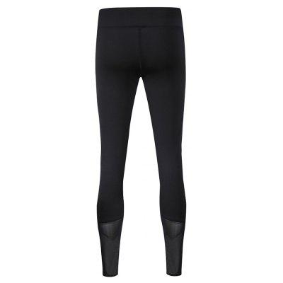 BARBOK Splicing PantsYoga<br>BARBOK Splicing Pants<br><br>Brand: BARBOK<br>Closure Type: Elastic Waist<br>Features: Quick-Dry, High elasticity, Breathable<br>Material: Spandex, Polyester<br>Package Content: 1 x Pants<br>Package size: 36.00 x 27.00 x 2.00 cm / 14.17 x 10.63 x 0.79 inches<br>Package weight: 0.2500 kg<br>Product weight: 0.2300 kg<br>Type: Pants<br>Types 1: Yoga Pants