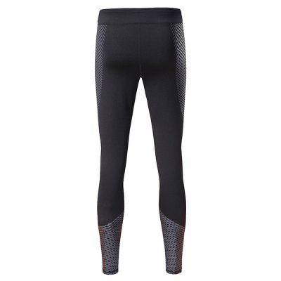 BARBOK Diamond Checked Motifs Yoga PantsYoga<br>BARBOK Diamond Checked Motifs Yoga Pants<br><br>Brand: BARBOK<br>Closure Type: Elastic Waist<br>Features: Quick-Dry, High elasticity, Breathable<br>Material: Spandex, Polyester<br>Package Content: 1 x Pants<br>Package size: 36.00 x 27.00 x 2.00 cm / 14.17 x 10.63 x 0.79 inches<br>Package weight: 0.2200 kg<br>Product weight: 0.2000 kg<br>Type: Pants<br>Types 1: Yoga Pants