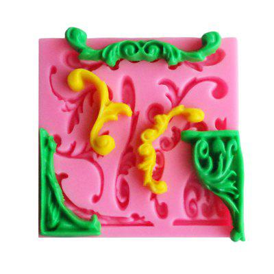 Facemile Creative Design Cake Mold Silicone Candy Bakery Tool
