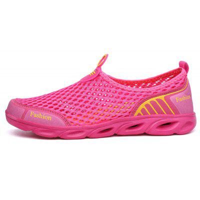 Outdoor Amphibious Slip-on Casual Sporty SandalsMens Sandals<br>Outdoor Amphibious Slip-on Casual Sporty Sandals<br><br>Closure Type: Slip-On<br>Contents: 1 x Pair of Shoes<br>Decoration: Hollow Out<br>Function: Slip Resistant<br>Materials: EVA, Mesh<br>Occasion: Shopping, Rainy Day, Party, Outdoor Clothing, Holiday, Beach, Casual, Daily<br>Outsole Material: EVA<br>Package Size ( L x W x H ): 30.00 x 18.00 x 8.00 cm / 11.81 x 7.09 x 3.15 inches<br>Package weight: 0.5200 kg<br>Product weight: 0.5000 kg<br>Seasons: Autumn,Spring,Summer<br>Style: Modern, Leisure, Fashion, Comfortable, Casual<br>Toe Shape: Round Toe<br>Type: Sandals<br>Upper Material: Mesh
