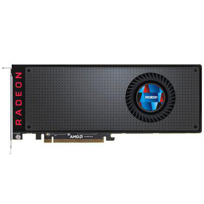 Yeston Radeon RX VEGA 64 Gaming Graphics Card 257044101