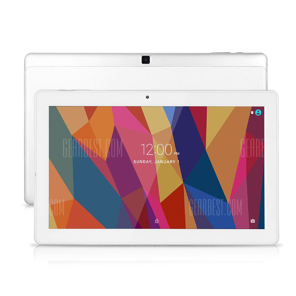 ALLDOCUBE iPlay 10 Tablet PC - SILVER AND WHITE  ( entrepôt EU-4)