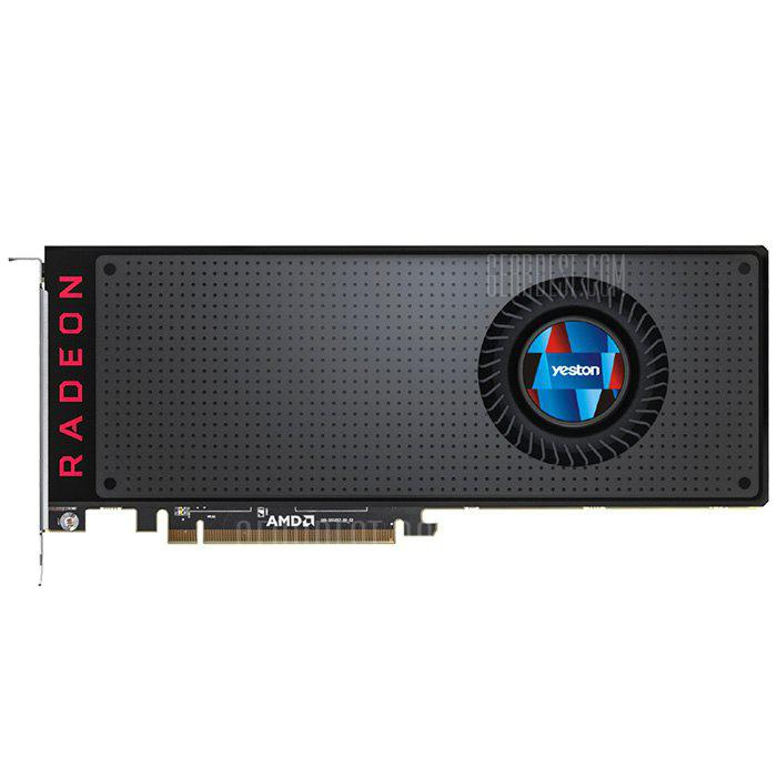 Yeston Radeon RX VEGA 64 Gaming Graphics Card