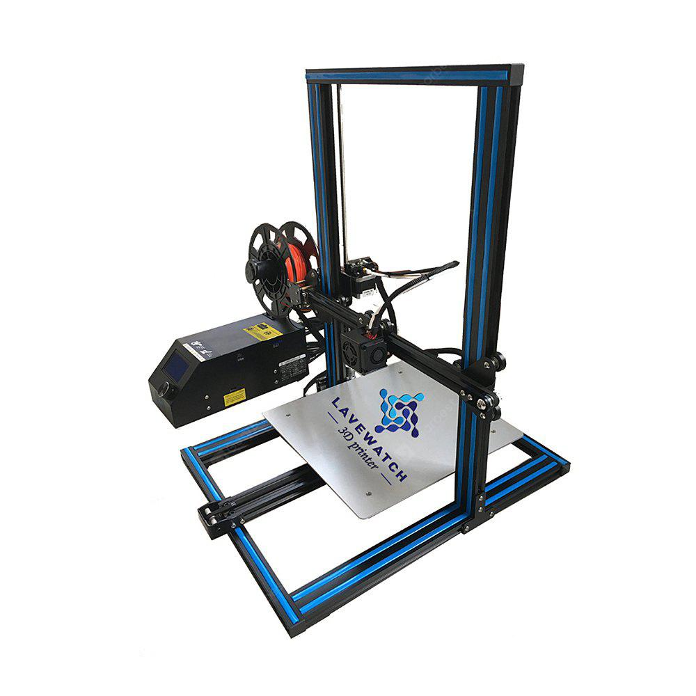 Lavewatch LW - 10A DIY 3D Printer Kit