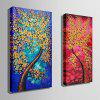 E - HOME Single Canvas Full Blossom Decorative Painting - #02