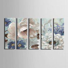 E-HOME Unframed Flower Hanging Wall Art  coupons