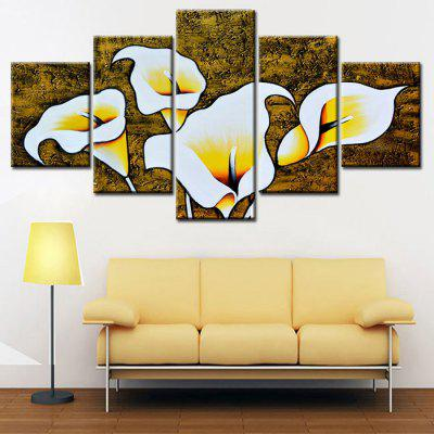Jingsheng Canvas Prints Flowers Hanging Wall Art 5PCSPrints<br>Jingsheng Canvas Prints Flowers Hanging Wall Art 5PCS<br><br>Brand: Jingsheng<br>Craft: Print<br>Form: Five Panels<br>Material: Canvas<br>Package Contents: 5 x Print<br>Package size (L x W x H): 33.00 x 5.00 x 5.00 cm / 12.99 x 1.97 x 1.97 inches<br>Package weight: 0.2300 kg<br>Painting: Without Inner Frame<br>Product weight: 0.1800 kg<br>Shape: Vertical<br>Style: Modern<br>Subjects: Flower<br>Suitable Space: Living Room