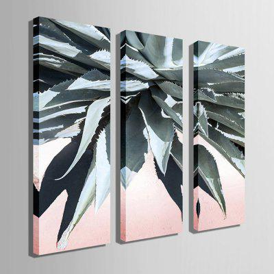 E - HOME Canvas Prints Leaves Hanging Wall Art 3PCSPrints<br>E - HOME Canvas Prints Leaves Hanging Wall Art 3PCS<br><br>Brand: E-HOME<br>Craft: Print<br>Form: Three Panels<br>Material: Canvas<br>Package Contents: 3 x Print<br>Package size (L x W x H): 40.00 x 5.00 x 5.00 cm / 15.75 x 1.97 x 1.97 inches<br>Package weight: 0.4000 kg<br>Painting: Without Inner Frame<br>Product size (L x W x H): 30.00 x 90.00 x 0.20 cm / 11.81 x 35.43 x 0.08 inches<br>Product weight: 0.2700 kg<br>Shape: Vertical<br>Style: Modern<br>Subjects: Others<br>Suitable Space: Living Room