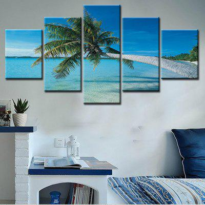 Jingsheng Canvas Prints Seascape Hanging Wall Art 5PCSPrints<br>Jingsheng Canvas Prints Seascape Hanging Wall Art 5PCS<br><br>Brand: Jingsheng<br>Craft: Print<br>Form: Five Panels<br>Material: Canvas<br>Package Contents: 5 x Print<br>Package size (L x W x H): 39.00 x 6.00 x 6.00 cm / 15.35 x 2.36 x 2.36 inches<br>Package weight: 0.3100 kg<br>Painting: Without Inner Frame<br>Product size (L x W x H): 150.00 x 80.00 x 0.01 cm / 59.06 x 31.5 x 0 inches<br>Product weight: 0.2600 kg<br>Shape: Vertical<br>Style: Modern<br>Subjects: Seascape<br>Suitable Space: Living Room