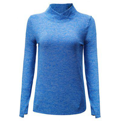 BARBOK Breathable Long Sleeves Sports T-shirt