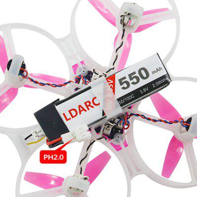 Kingkong / LDARC TINY 8X 85mm FPV Drone Basic VersionMicro Brushed Racer<br>Kingkong / LDARC TINY 8X 85mm FPV Drone Basic Version<br><br>Brand: KingKong<br>Package Contents: 1 x RC Drone, 1 x Battery, 1 x Charger<br>Package size (L x W x H): 15.00 x 15.00 x 5.00 cm / 5.91 x 5.91 x 1.97 inches<br>Package weight: 0.1290 kg<br>Product size (L x W x H): 8.50 x 8.50 x 3.00 cm / 3.35 x 3.35 x 1.18 inches<br>Product weight: 0.0402 kg<br>Type: Frame Kit
