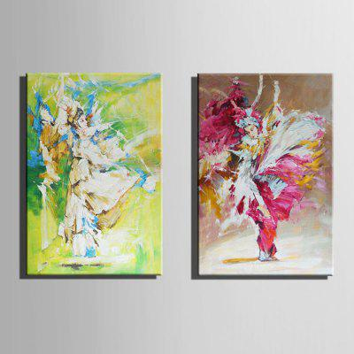 E - HOME Hand-drawn Peking Opera Roles Oil PaintingOil Paintings<br>E - HOME Hand-drawn Peking Opera Roles Oil Painting<br><br>Brand: E-HOME<br>Craft: Oil Painting<br>Form: One Panel<br>Material: Canvas<br>Package Contents: 1 x Oil Painting<br>Package size (L x W x H): 60.00 x 5.00 x 5.00 cm / 23.62 x 1.97 x 1.97 inches<br>Package weight: 0.4500 kg<br>Painting: Without Inner Frame<br>Product size (L x W x H): 50.00 x 70.00 x 0.20 cm / 19.69 x 27.56 x 0.08 inches<br>Product weight: 0.2500 kg<br>Shape: Vertical<br>Style: Modern Style<br>Subjects: Figure Painting<br>Suitable Space: Bedroom,Cafes,Dining Room,Hallway,Hotel,Kids Room,Living Room