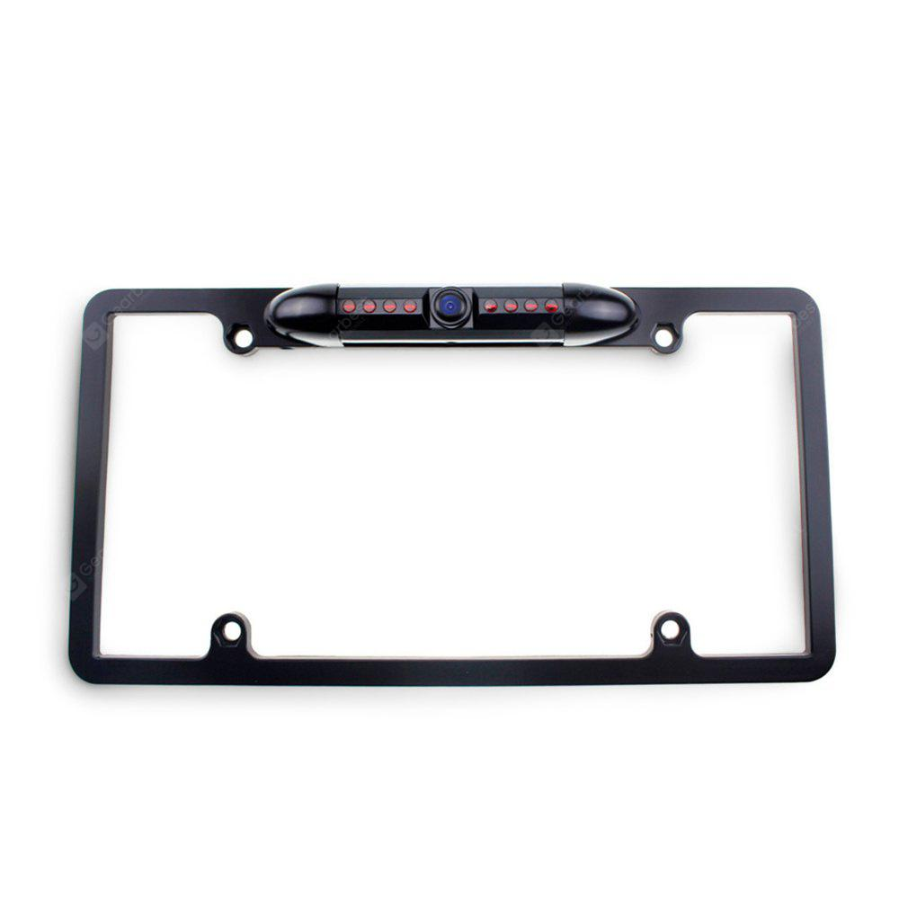 Image result for Universal Car Rear View Camera License Plate Frame
