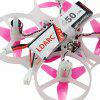 KINGKONG / LDARC TINY 7X 75mm FPV Quadcopter Advanced Version - PINK