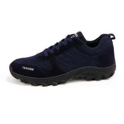 Men Versatile Lightweight Casual Hiking Athletic ShoesAthletic Shoes<br>Men Versatile Lightweight Casual Hiking Athletic Shoes<br><br>Closure Type: Lace-Up<br>Contents: 1 x Pair of Shoes, 1 x Box<br>Function: Slip Resistant<br>Materials: Mesh, Rubber, Artificial leather<br>Occasion: Sports, Shopping, Riding, Outdoor Clothing, Casual, Running, Daily, Holiday<br>Outsole Material: Rubber<br>Package Size ( L x W x H ): 32.00 x 20.00 x 10.00 cm / 12.6 x 7.87 x 3.94 inches<br>Package weight: 0.7500 kg<br>Product weight: 0.7000 kg<br>Seasons: Autumn,Spring,Summer<br>Style: Modern, Leisure, Fashion, Comfortable, Casual<br>Toe Shape: Round Toe<br>Type: Sports Shoes<br>Upper Material: Artificial leather,Mesh