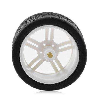 PXWG 1PJ000266 - 1 Motor Wheel for DIY 65 x 27mm