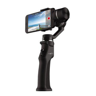 Gearbest Beyondsky Eyemind Intelligent Handheld Gimbal - BLACK for Phones with Width of 55 - 80mm