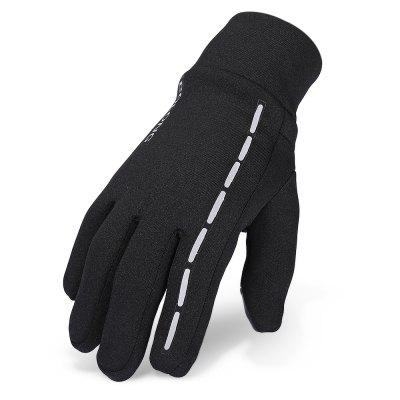 Pair of Full-finger Warm-keeping Touch Screen GlovesSkiing &amp; Snowboarding<br>Pair of Full-finger Warm-keeping Touch Screen Gloves<br><br>Gender: Unisex<br>Package Contents: 1 x Pair of Gloves<br>Package size (L x W x H): 25.00 x 12.00 x 4.00 cm / 9.84 x 4.72 x 1.57 inches<br>Package weight: 0.0690 kg<br>Product size (L x W x H): 22.00 x 13.50 x 1.50 cm / 8.66 x 5.31 x 0.59 inches<br>Product weight: 0.0650 kg<br>Style Design: Full Finger