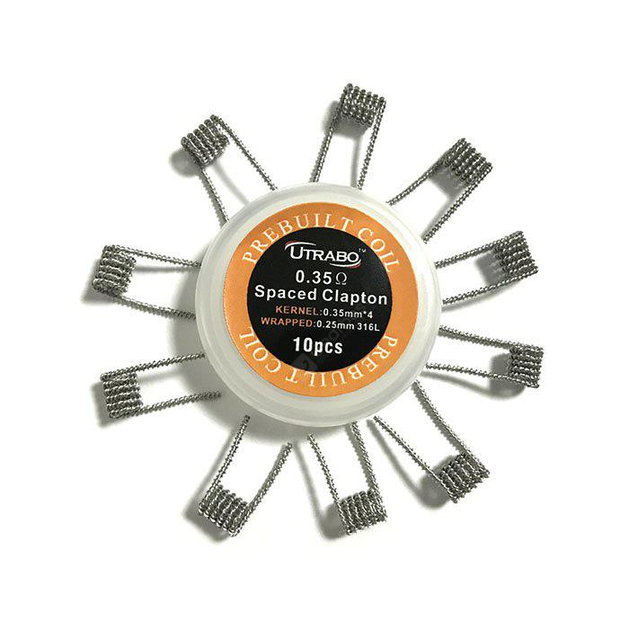 Utrabo Spaced Clapton Heating Wire 10pcs