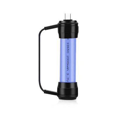 Portable Emergency Phone Charger Smart Fast DC 5V 2A