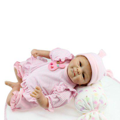 NPK Emulate Baby Doll Stuffed Gift Toy Sleep HelperStuffed Cartoon Toys<br>NPK Emulate Baby Doll Stuffed Gift Toy Sleep Helper<br><br>Features: Sleep Helping<br>Materials: Cloth, Silica Gel<br>Package Contents: 1 x Baby Doll, 1 x Mat, 1 x Bottle, 1 x Basket, 1 x Pillow<br>Package size: 20.50 x 14.50 x 41.50 cm / 8.07 x 5.71 x 16.34 inches<br>Package weight: 1.5000 kg<br>Product size: 40.00 x 12.00 x 4.50 cm / 15.75 x 4.72 x 1.77 inches<br>Product weight: 1.2000 kg<br>Series: Lifestyle<br>Theme: Baby Doll