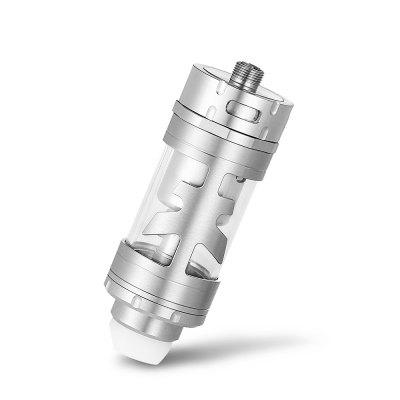 VAP GI V5 S Atomizer for E CigaretteVapor Styles<br>VAP GI V5 S Atomizer for E Cigarette<br><br>Atomizer Type: Rebuildable Atomizer<br>Material: Glass, Stainless Steel<br>Package Contents: 1 x RTA, 1 x Accessory Bag<br>Package size (L x W x H): 12.00 x 3.00 x 3.00 cm / 4.72 x 1.18 x 1.18 inches<br>Package weight: 0.0850 kg<br>Product size (L x W x H): 5.20 x 2.30 x 2.30 cm / 2.05 x 0.91 x 0.91 inches<br>Product weight: 0.0750 kg