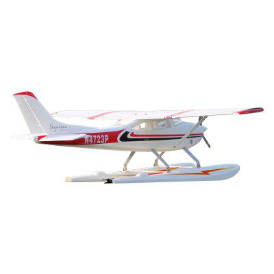 063B RC Fixed Wing Aircraft PNP- RED