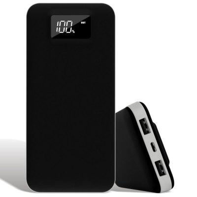 20000mAh Power Bank LED Display 8 Pin Micro USB Input