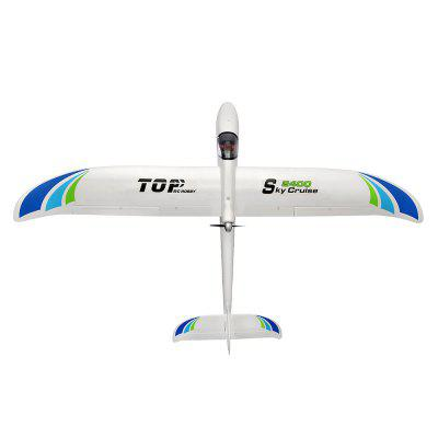 HBS 023B V2 RC Fixed-wing Aircraft GliderRC Airplanes<br>HBS 023B V2 RC Fixed-wing Aircraft Glider<br><br>Compatible with Additional Gimbal: No<br>ESC Current: 40A<br>Function: Forward/backward, Sideward flight, Turn left/right, Up/down<br>Length: 151.8cm<br>Motor Model / RPM: AT3010 920KV<br>Package Contents: 1 x Drone, 1 x Propeller, 1 x Motor, 7 x Servo, 1 x ESC, 1 x Set of Landing Gears<br>Package size (L x W x H): 155.00 x 40.80 x 60.60 cm / 61.02 x 16.06 x 23.86 inches<br>Package weight: 2.3000 kg<br>Product size (L x W x H): 240.00 x 151.80 x 35.00 cm / 94.49 x 59.76 x 13.78 inches<br>Product weight: 2.2000 kg<br>Takeoff Weight: 2.2kg<br>Wingspan: 240cm