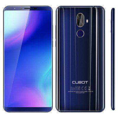 CUBOT X18 Plus 4G Phablet cubot manito mtk6737 смартфон