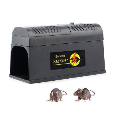 Non-poison High Voltage Electronic Rat Killer Rodent Trap