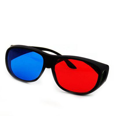 New Red + Blue 3D Stereo Glasses