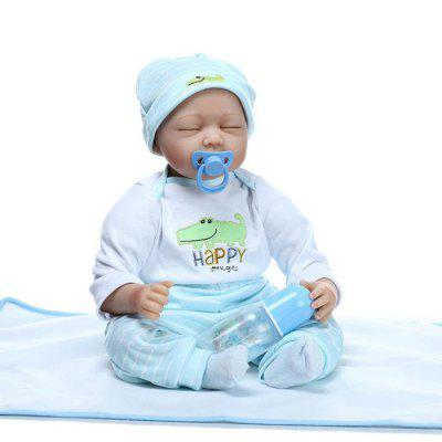 Soft Silicone Simulation Doll Toy