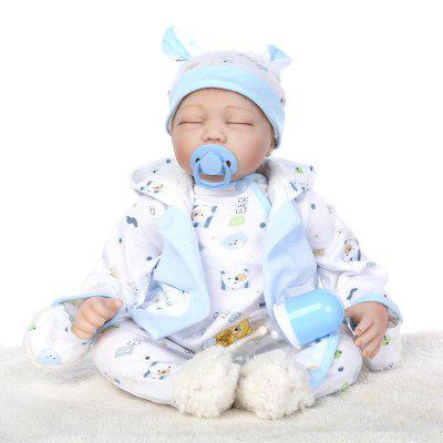 Emulate Reborn Baby Doll Baby Care Training Prop