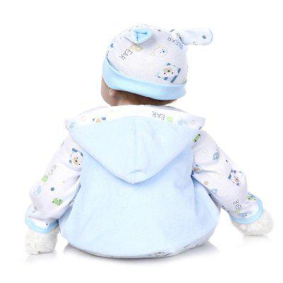 Emulate Reborn Baby Doll Baby Care Training PropStuffed Cartoon Toys<br>Emulate Reborn Baby Doll Baby Care Training Prop<br><br>Features: Sleep Helping, Soft, Stuffed and Plush<br>Materials: Cloth, Silica Gel<br>Package Contents: 1 x Doll Toy, 1 x Bottle, 1 x Mat<br>Package size: 25.50 x 15.50 x 48.00 cm / 10.04 x 6.1 x 18.9 inches<br>Package weight: 1.8000 kg<br>Product size: 55.00 x 25.00 x 15.00 cm / 21.65 x 9.84 x 5.91 inches<br>Product weight: 1.5000 kg<br>Series: Reborn Doll<br>Theme: Baby Doll
