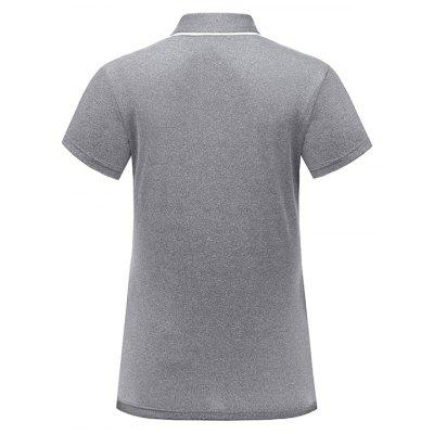 Classic Ice Polo ShirtTees<br>Classic Ice Polo Shirt<br><br>Collar: Turn-down Collar<br>Material: Polyester, Spandex<br>Package Contents: 1 x Polo Shirt<br>Package size: 40.00 x 30.00 x 1.00 cm / 15.75 x 11.81 x 0.39 inches<br>Package weight: 0.2160 kg<br>Product weight: 0.2000 kg<br>Season: Summer<br>Sleeve Length: Short Sleeves<br>Style: Casual