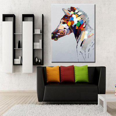 Mintura Zebra Canvas Oil Painting Hanging Wall ArtOil Paintings<br>Mintura Zebra Canvas Oil Painting Hanging Wall Art<br><br>Brand: Mintura<br>Craft: Oil Painting<br>Form: One Panel<br>Material: Canvas<br>Package Contents: 1 x Oil Painting<br>Package size (L x W x H): 71.00 x 5.00 x 5.00 cm / 27.95 x 1.97 x 1.97 inches<br>Package weight: 0.4000 kg<br>Painting: Without Inner Frame<br>Product size (L x W x H): 80.00 x 60.00 x 0.10 cm / 31.5 x 23.62 x 0.04 inches<br>Product weight: 0.3000 kg<br>Shape: Vertical<br>Style: Modern<br>Subjects: Animal<br>Suitable Space: Living Room