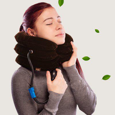 HESSION Home Cervical Traction Pillow