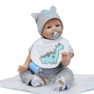 Emulate Reborn Baby Doll Stuffed Toy Gift Ornament