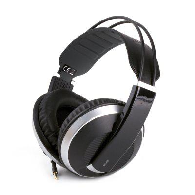 Superlux HD688 Closed-back Monitoring HeadphoneEarbud Headphones<br>Superlux HD688 Closed-back Monitoring Headphone<br><br>Application: Gaming, DJ<br>Brand: Superlux<br>Compatible with: Computer<br>Connecting interface: 3.5mm<br>Connectivity: Wired<br>Driver unit: 51mm<br>Frequency response: 10Hz-30KHz<br>Function: Noise Cancelling, HiFi<br>Impedance: 40ohms<br>Material: PC, Metal<br>Model: HD688<br>Package Contents: 1 x Headset, 1 x 1m Audio Cable, 1 x 3m Audio Cable, 1 x Connector, 1 x Bag, 1 x English User Manual<br>Package size (L x W x H): 24.50 x 23.20 x 12.20 cm / 9.65 x 9.13 x 4.8 inches<br>Package weight: 1.0000 kg<br>Product size (L x W x H): 21.00 x 19.50 x 11.00 cm / 8.27 x 7.68 x 4.33 inches<br>Product weight: 0.8000 kg<br>Sensitivity: 94dB<br>Type: Over-ear<br>Wearing type: Headband