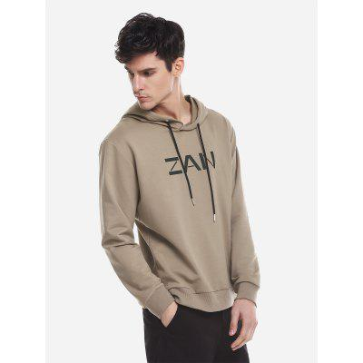 Sport Casual Pullover Hoodie